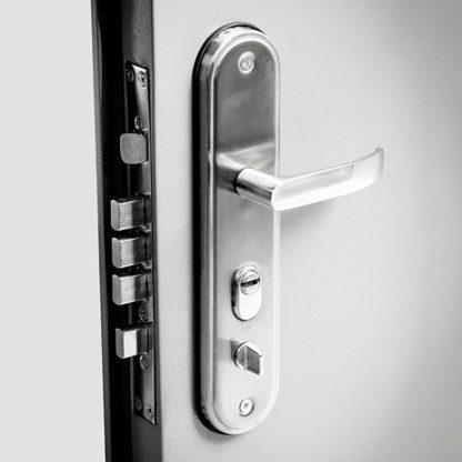 Steel Security Door Handle