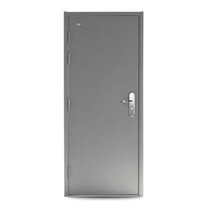 Single Steel Security Door